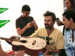 """Pau Donés: """"Sant Jordi es el día del amor y la cultura"""""""