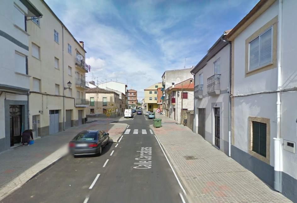 Detenido un hombre por apu alar a un polic a local en for Oficina de turismo ciudad rodrigo