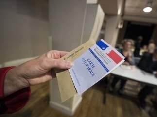 Resultados Elecciones en Francia 2017   Primera vuelta