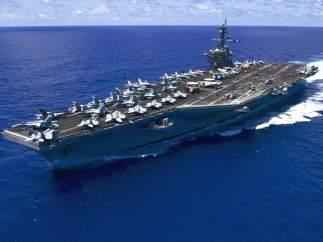 Japón y Estados Unidos inician maniobras en el Pacífico antes de dirigirse hacia Corea