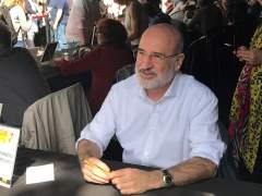 Fernando Aramburu y Xavier Bosch, triunfadores en Sant Jordi