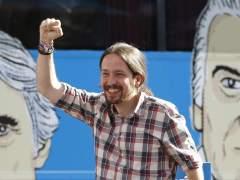 """Iglesias en el fin de gira del 'Tramabús': """"Amamos nuestro país y la mierda son los parásitos"""""""