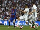 Messi y Casemiro