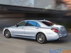 Mercedes-Benz Clase S: un día menos para el coche autónomo
