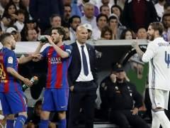 """Ramos: """"Piqué se ha llevado el gato al agua"""""""