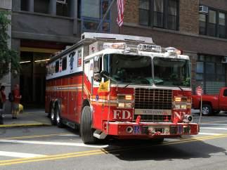 Mueren cinco miembros de una familia por un incendio en una vivienda de Nueva York