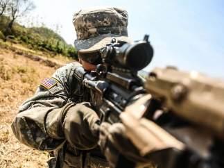 El gasto militar mundial sube un 0,4%, liderado de lejos por EE UU