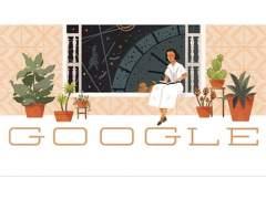Google homenajea a María Zambrano con un Doodle