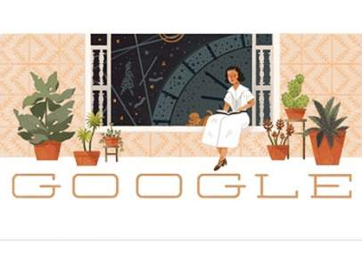 Doodle de Google sobre María Zambrano