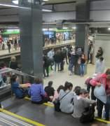 Huelga del Metro de Barcelona