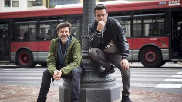 Paco Roca y Jose Manuel Casañ