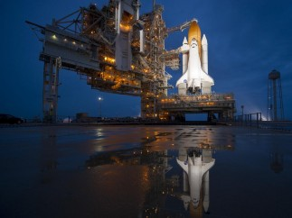 STS-135 Atlantis Prelaunch, 2011