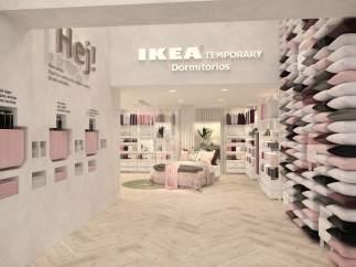 Tienda temporal de Ikea