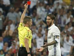Sergio Ramos es sancionado con un partido y no jugará en Riazor