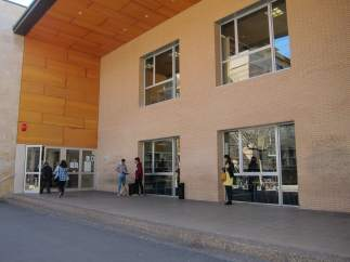 Biblioteca María Moliner de la Universidad de Zaragoza