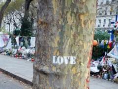 Juergen Teller - Love, Bataclan Memorial, Paris 2016