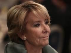 Desestiman una demanda de Esperanza Aguirre contra Pedro Sánchez