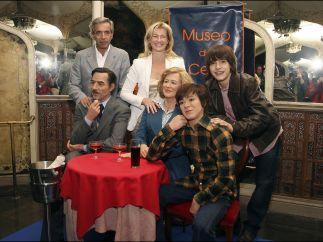 La familia Alcántara