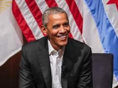 """Obama reaparece en un acto: """"¿Qué ha pasado en mi ausencia?"""""""