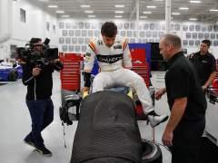 Alonso se hace el asiento para Indianapolis