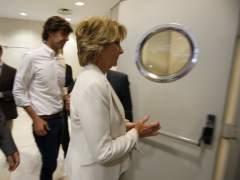 """El PP señala que Aguirre """"debía haber vigilado"""" la corrupción"""