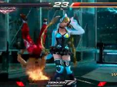 La épica remontada en el campeonato británico de Tekken 7