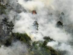 El norte de España arde: 16 fuegos siguen activos en Asturias, Cantabria y Lugo