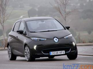 Renault ZOE Entry