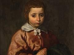El lienzo de Velázquez 'Retrato de una niña' sale a subasta por 8 millones de euros