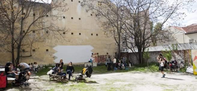 Imagen del jardín de Almendro 3