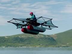 Larry Page, cofundador de Google, ya tiene su coche volador
