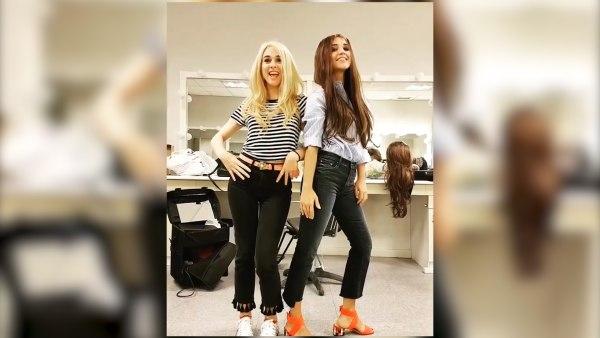 Paula Echevarría se evade al ritmo de Sonia y Selena