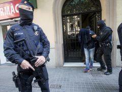Operación yihadista en Barcelona: 4 de los detenidos, relacionados con los atentados de Bruselas