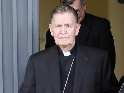 Obispo emérito de Cádiz