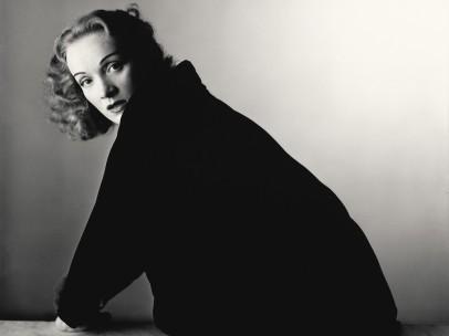 Irving Penn (American, 1917–2009) - Marlene Dietrich, New York, 1948