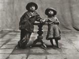 Irving Penn (American, 1917–2009) - Cuzco Children, 1948