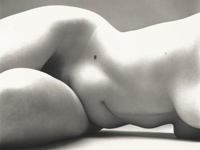 Irving Penn (American, 1917–2009) - Nude No. 72, New York, 1949–50