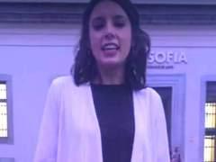 Irene Montero se presenta en 'Hora 25' y la Ser le dice que no estaba invitada