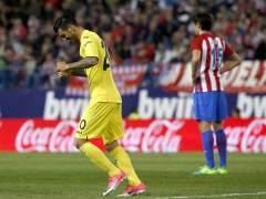 El Atlético se estrella ante la eficacia del Villarreal