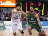 Teodosic y Laprovittola, Baskonia - CSKA