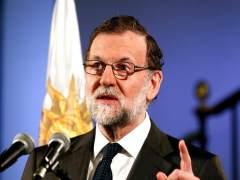 Rajoy respalda a Catalá y Zoido, criticados por el 'caso Lezo'