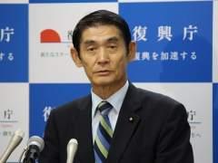 Dimite un ministro japonés por un comentario sobre el terremoto de 2011