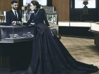 """""""Desayuno con diamantes"""" inspira una colección de vestidos"""