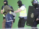 Detenido un miembro de EI en Ceuta