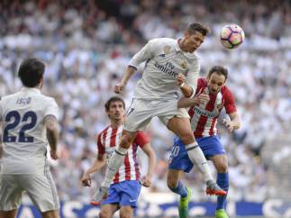 Real Madrid vs Atlético de Madrid.