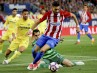 Carrasco sufre un esguince grado I en la clavícula derecha y se pierde la ida de la Champions