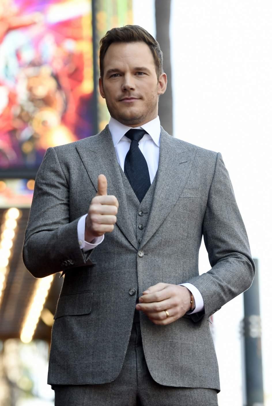 ¿Por qué Chris Pratt se niega a hacerse selfies con sus fans?