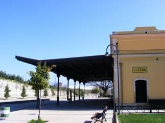 Antigua Estacion de Lucena