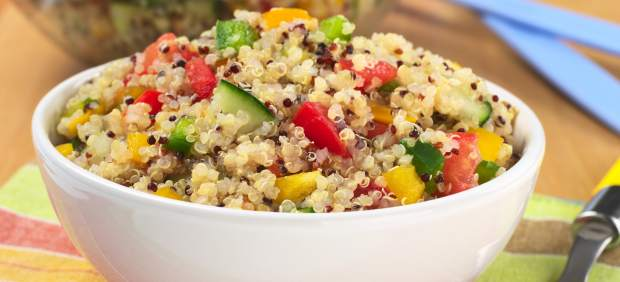 El aguacate y la quinoa, esas