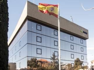 Edificio de Servicios Centrales de AENA